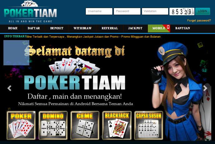 Pokertiam